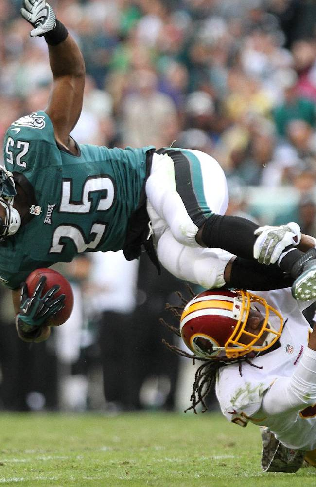 Kelly has the eager Eagles ahead of expectations