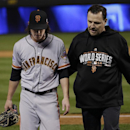 Lincecum to undergo treatment on back in Bay Area (Yahoo Sports)