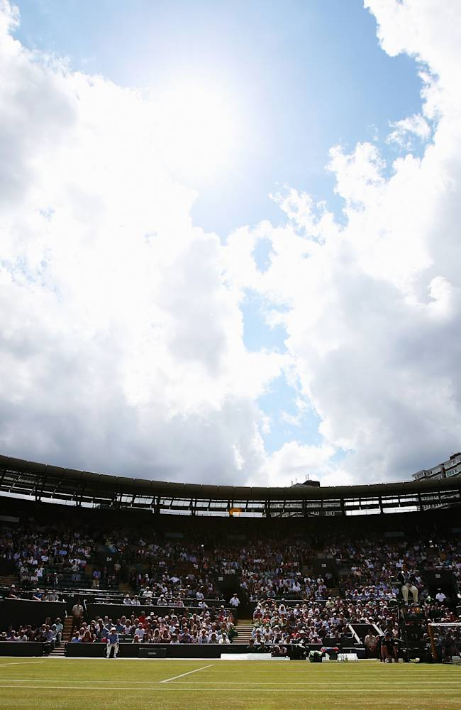 Day Five: The Championships - Wimbledon 2014