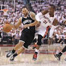Williams scores 24 as Nets beat Raptors 94-87 The Associated Press