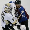 Landeskog leads Avs to 3-1 win over Penguins The Associated Press