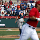 Harper, Ramos homer, Nationals top Astros The Associated Press