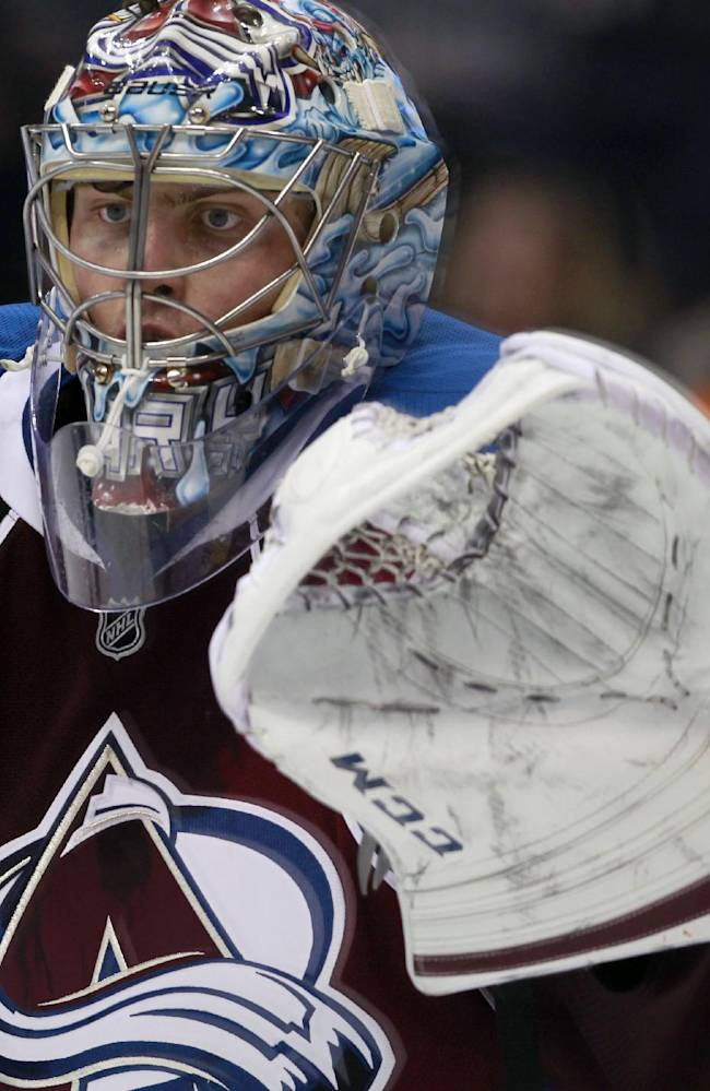 DA drops domestic violence case against Avs goalie