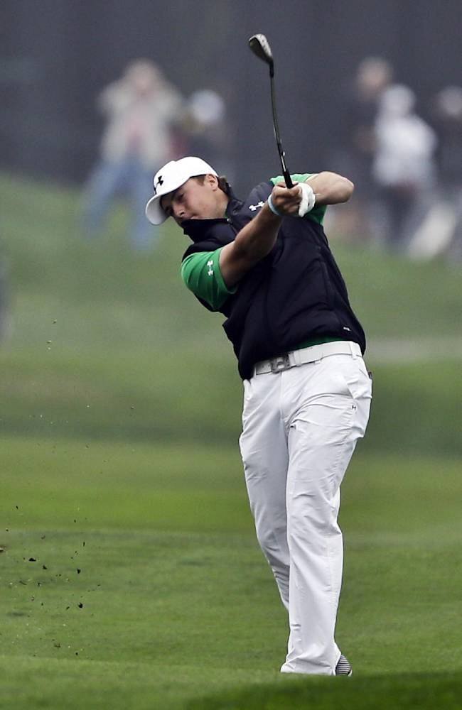 Spieth steals the show at Torrey Pines