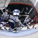 The Latest: Saad gives Chicago 2-1 lead in Game 4 The Associated Press