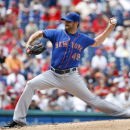 Recker, Niese lead Mets over Phillies The Associated Press