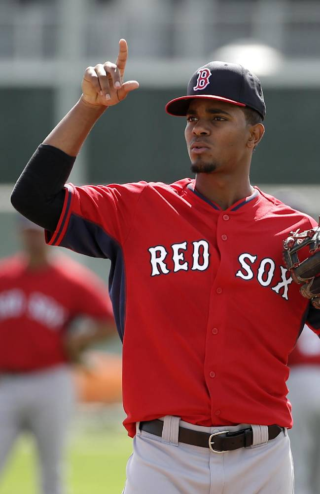 Bogaerts looms as Red Sox SS after strong debut