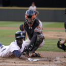 Young hits 3-run homer in Orioles' 4-0 victory The Associated Press