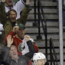 Pominville, Parise give Wild 3-0 win over Blues The Associated Press