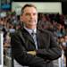 Kamloops Blazers head coach Guy Charron