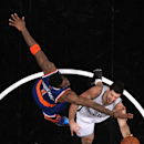 Knicks crush Nets in 1st meeting this season (Yahoo Sports)