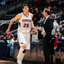 Korver sets 3-point mark, Hawks beat Cavs 108-89 The Associated Press