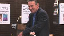 Jimmy Connors Discusses His Book, Fans and Tennis