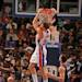 Pistons rout Bobcats 113-93 for 3rd straight win