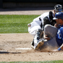 Royals beat White Sox 2-1 with run in 9th The Associated Press
