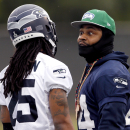 Seattle goes indoors; everyone practices again The Associated Press