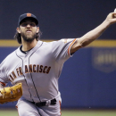 Bumgarner notches another win, Giants beat Brewers 6-3 The Associated Press