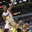 Heat, Pacers say Game 2 should be even better (Yahoo! Sports)