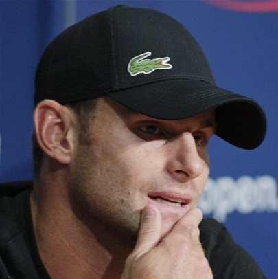 On day Roddick says he'll retire, V.Williams loses