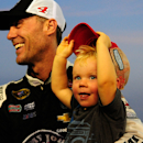 Harvick wins sixth pole of 2014 at Atlanta