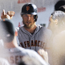 Peavy pitches Giants to 8-3 win over Cubs The Associated Press