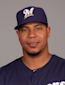 Wily Peralta - Milwaukee Brewers
