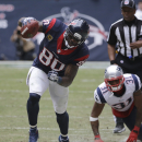 Jaguars looking to slow down Texans' Johnson again The Associated Press