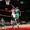 Wall helps Wizards outlast Celtics 133-132 in 2 OT The Associated Press