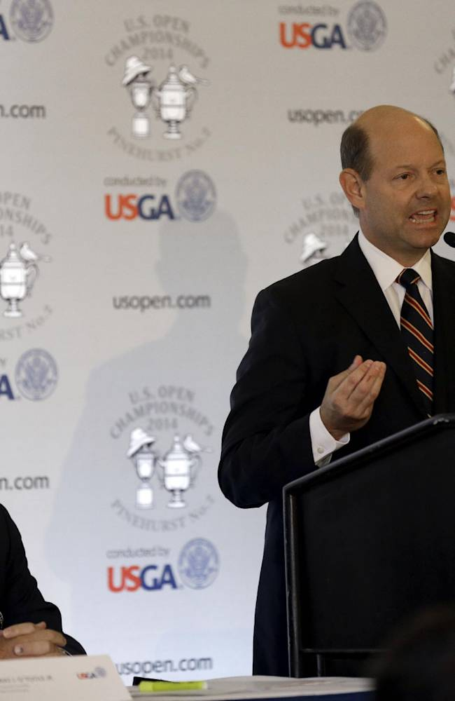 Pinehurst No. 2 ready for double dip of US opens