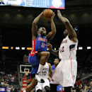 Stuckey, Monroe, Drummond lead Pistons past Hawks The Associated Press