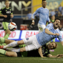 Martins scores twice, Dempsey adds another as Sounders roll The Associated Press