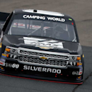 Custer becomes youngest winner in Truck Series