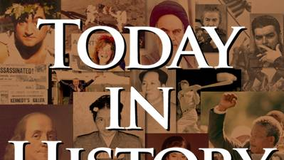 Today in History for December 10th
