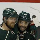 Parise, Wild advance with 4-1 win over Blues The Associated Press