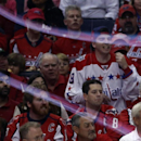 Ovechkin, Backstrom lead Caps past Isles 4-3 in Game 2 The Associated Press