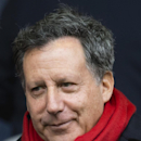 Liverpool co-owner Tom Werner is seen before the English Premier League soccer match between Liverpool and Chelsea at Anfield Stadium, Liverpool, England, Saturday Nov. 8, 2014