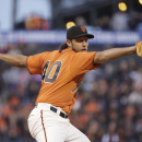Bumgarner hits grand slam, Giants edge Rockies 6-5 The Associated Press