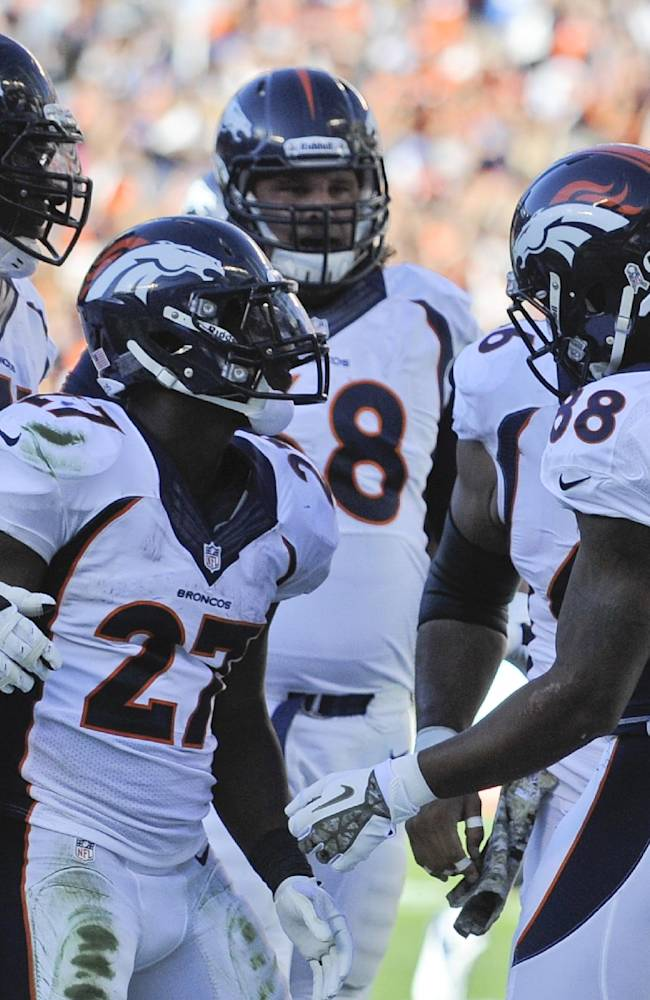 Broncos' Demaryius Thomas excels at screen passes