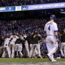Royals look toward next season after dream run The Associated Press