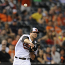 Orioles hit 4 HRs off Saunders, beat Rangers 7-1 The Associated Press