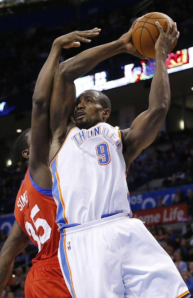 Westbrook, Durant lead Thunder past 76ers 125-92