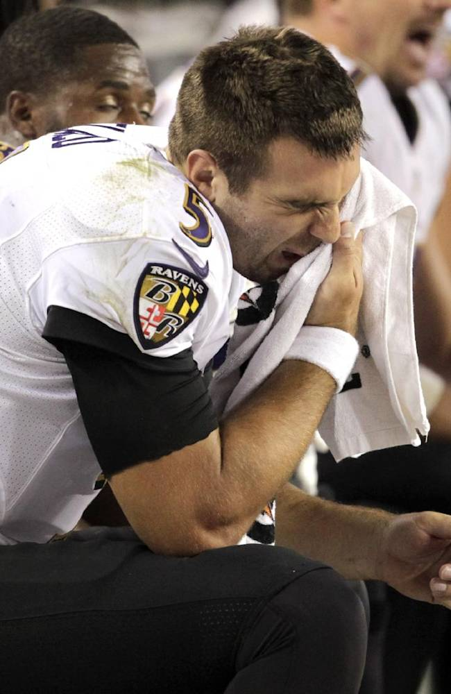 AFC North has dismal opening week, combined 0-4
