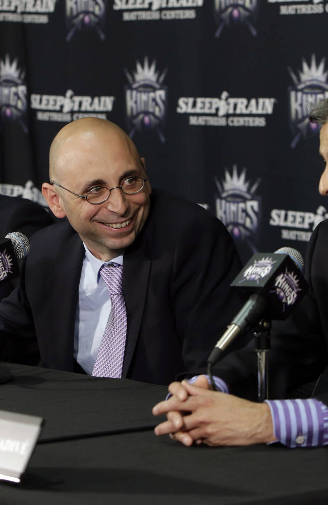 Pete D'Alessandro begins 'dream job' as Kings GM