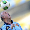 Semifinals are Italy's chance for revenge, says Del Bosque