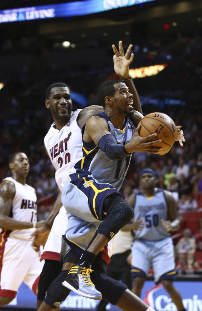 Wade, Oden, Gordon out as Heat meet Pelicans