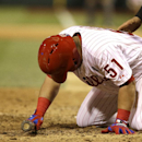 Phillies place Ruiz on 7-day DL The Associated Press