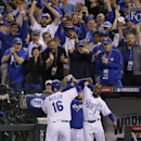 Butler delivers 2 big hits, KC evens World Series The Associated Press