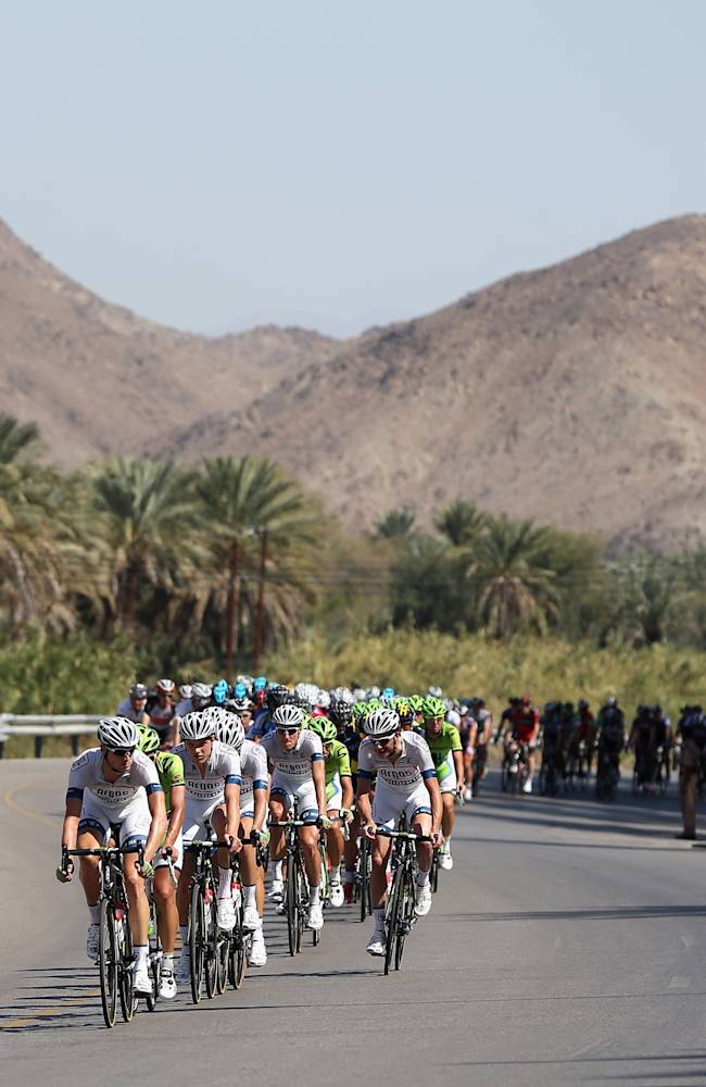 Tour of Oman - Day Two