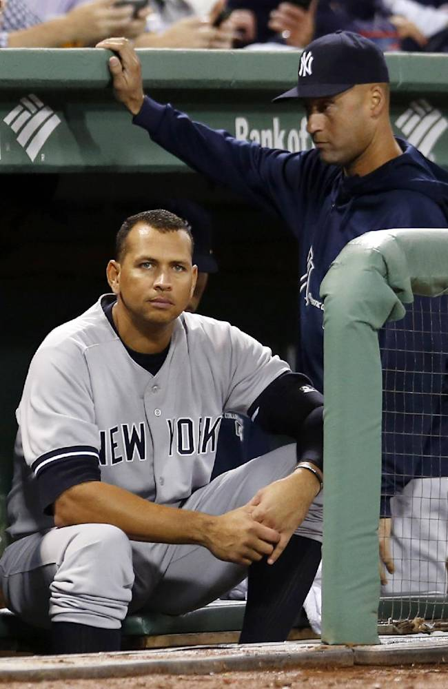 A-Rod banned for 2014 season, arbitrator rules