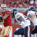 Kaepernick fined for inappropriate language The Associated Press